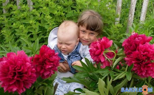 7388PetVladVik: Деточки-цветочки