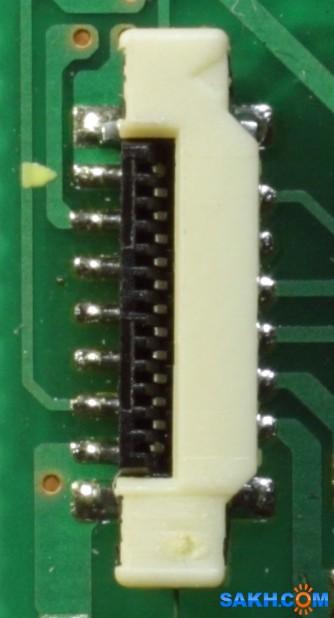 Mad_Shurik: FFC connector