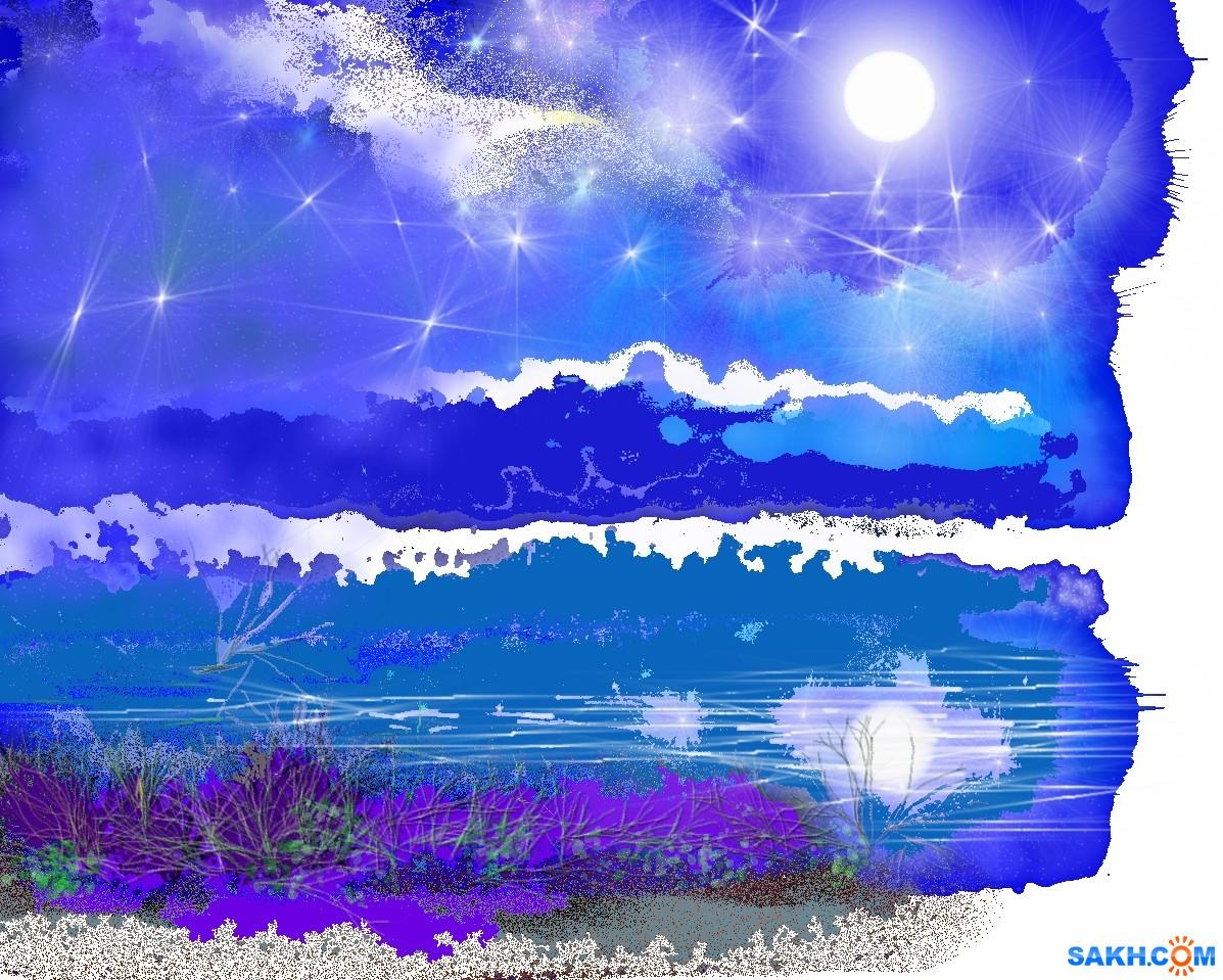 MRAK: ночное море 300720