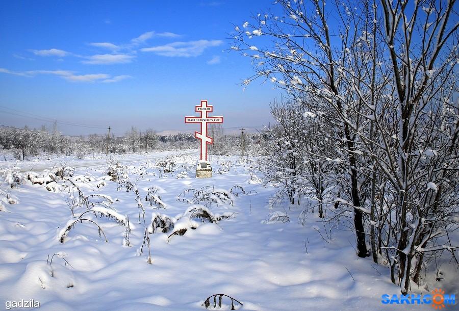 gadzila: Зима