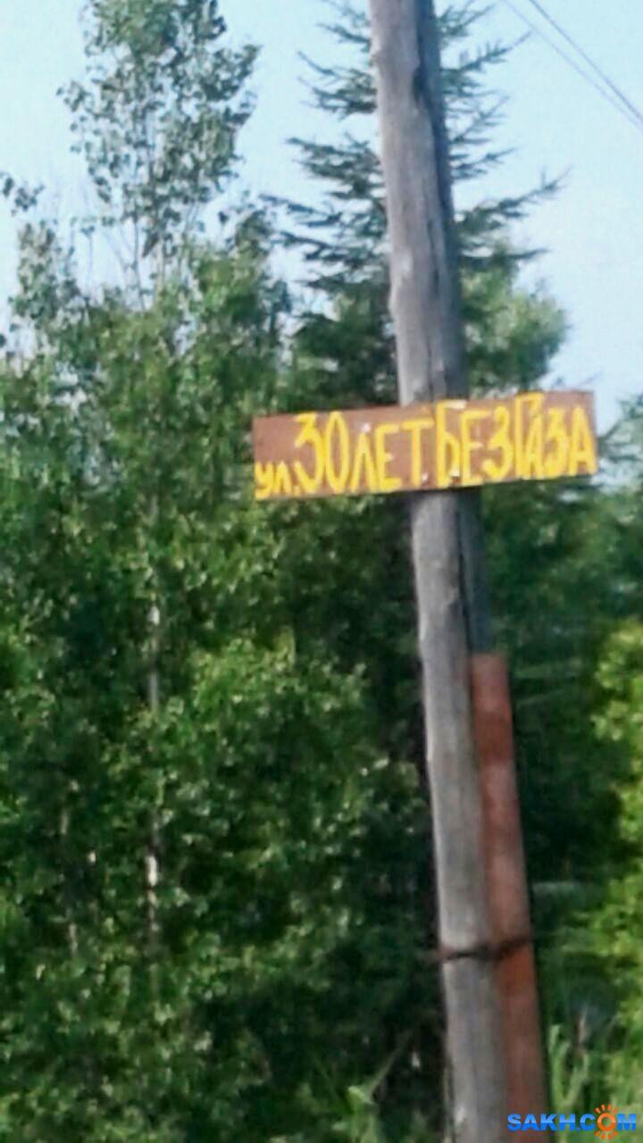 твоя_галлюцинация: в Шахтерске название улицы в дачном секторе