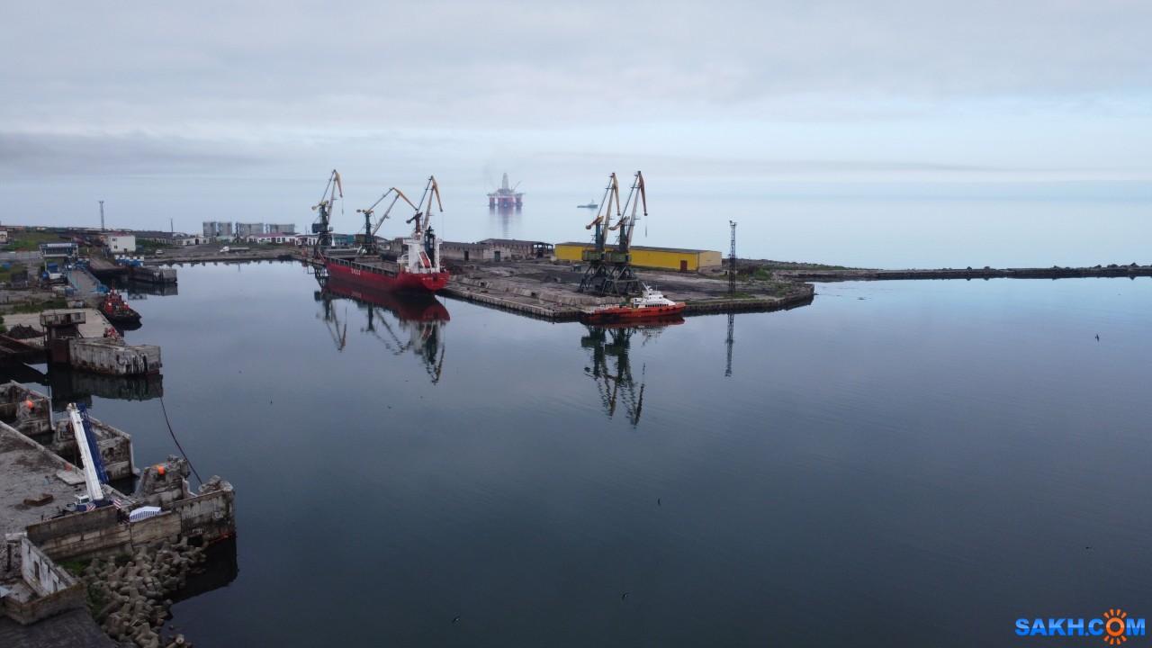 ozzy_link: порт Холмск