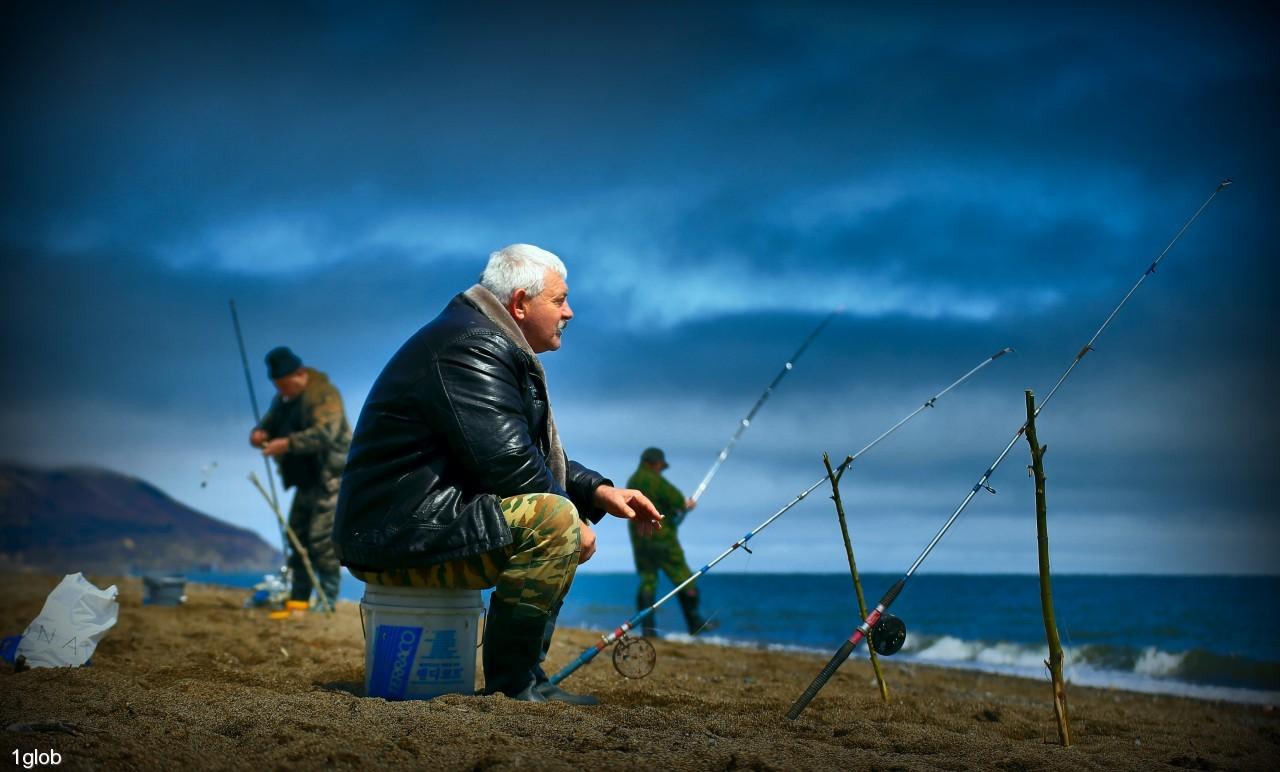 1glob: рыбалка на море