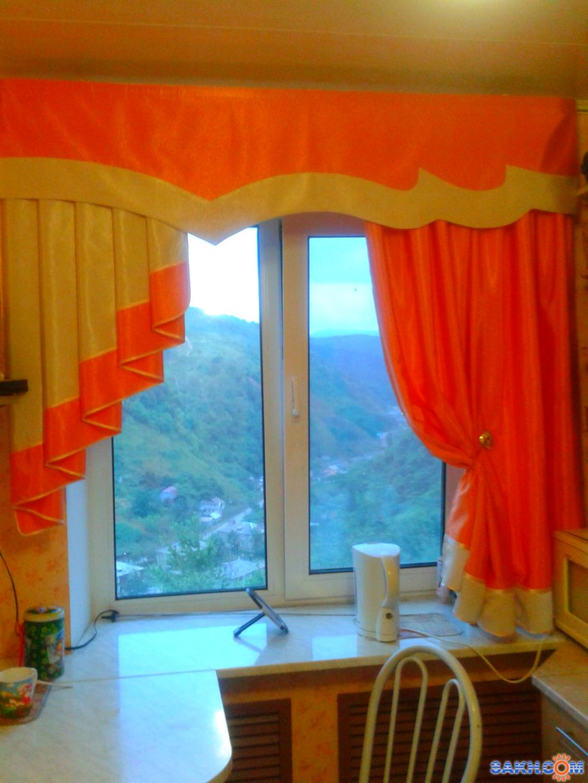 katuny2006: шторка на кухню