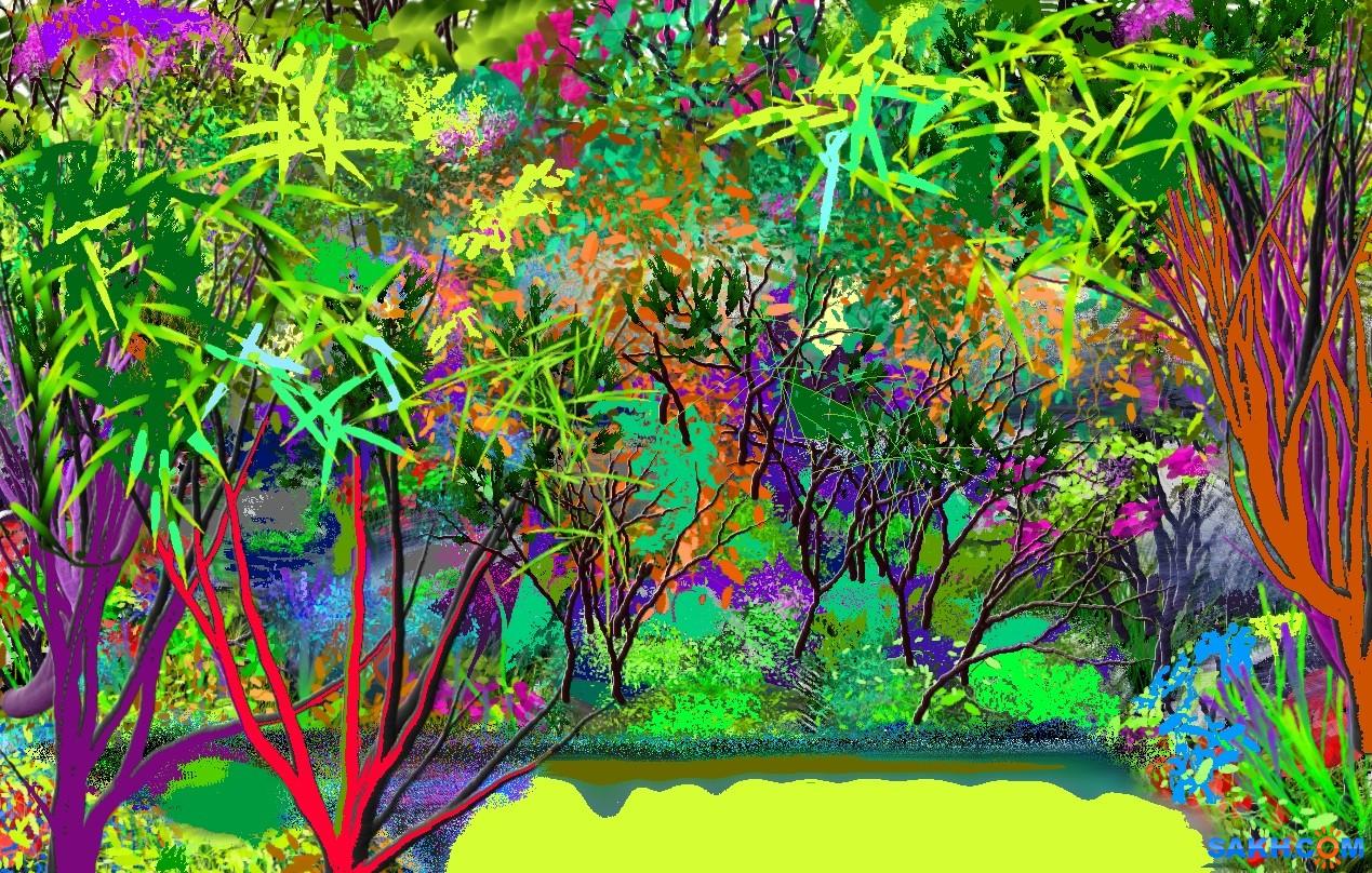 MRAK: джунгли20032017