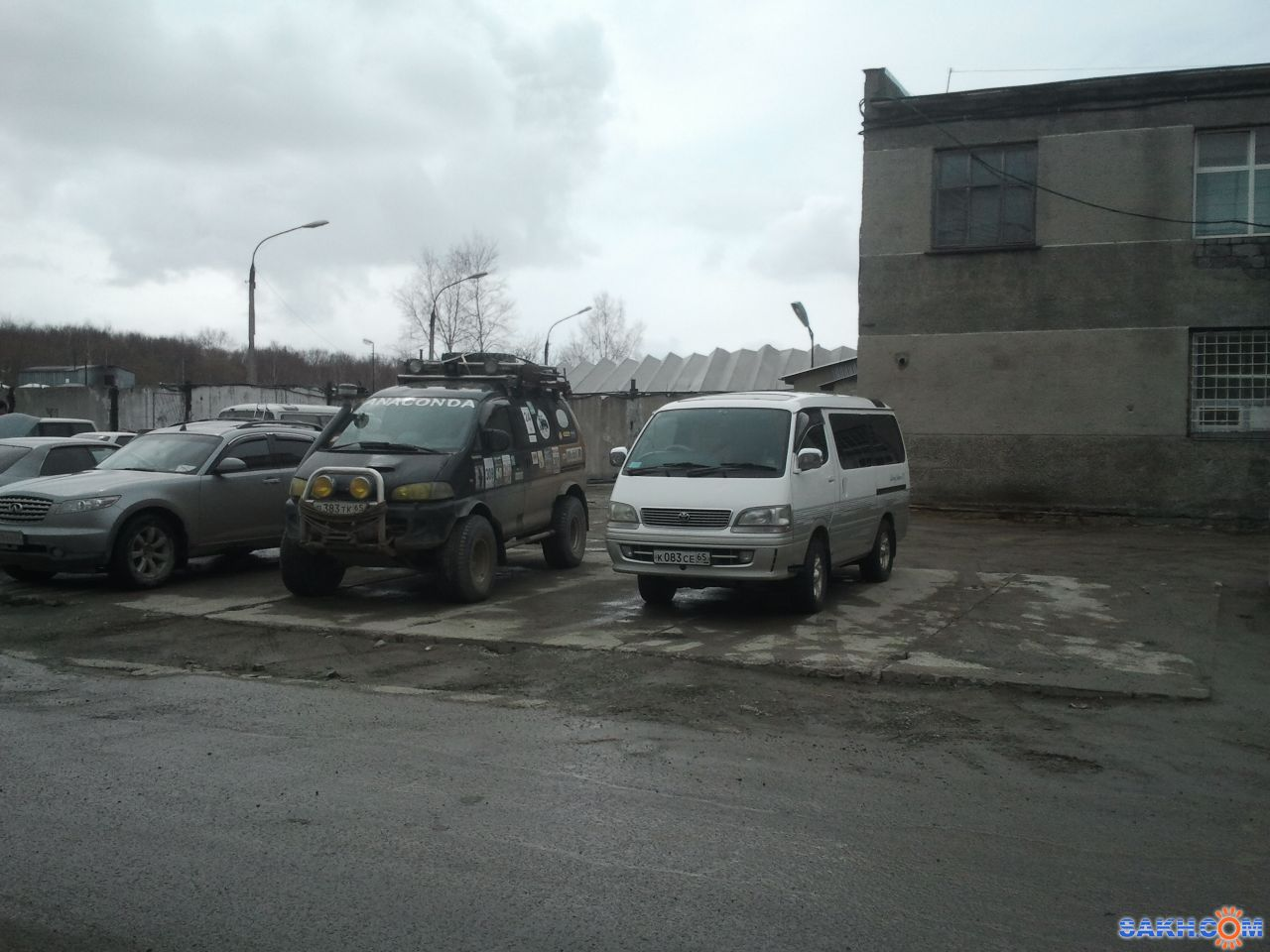 domovoi: автобусы
