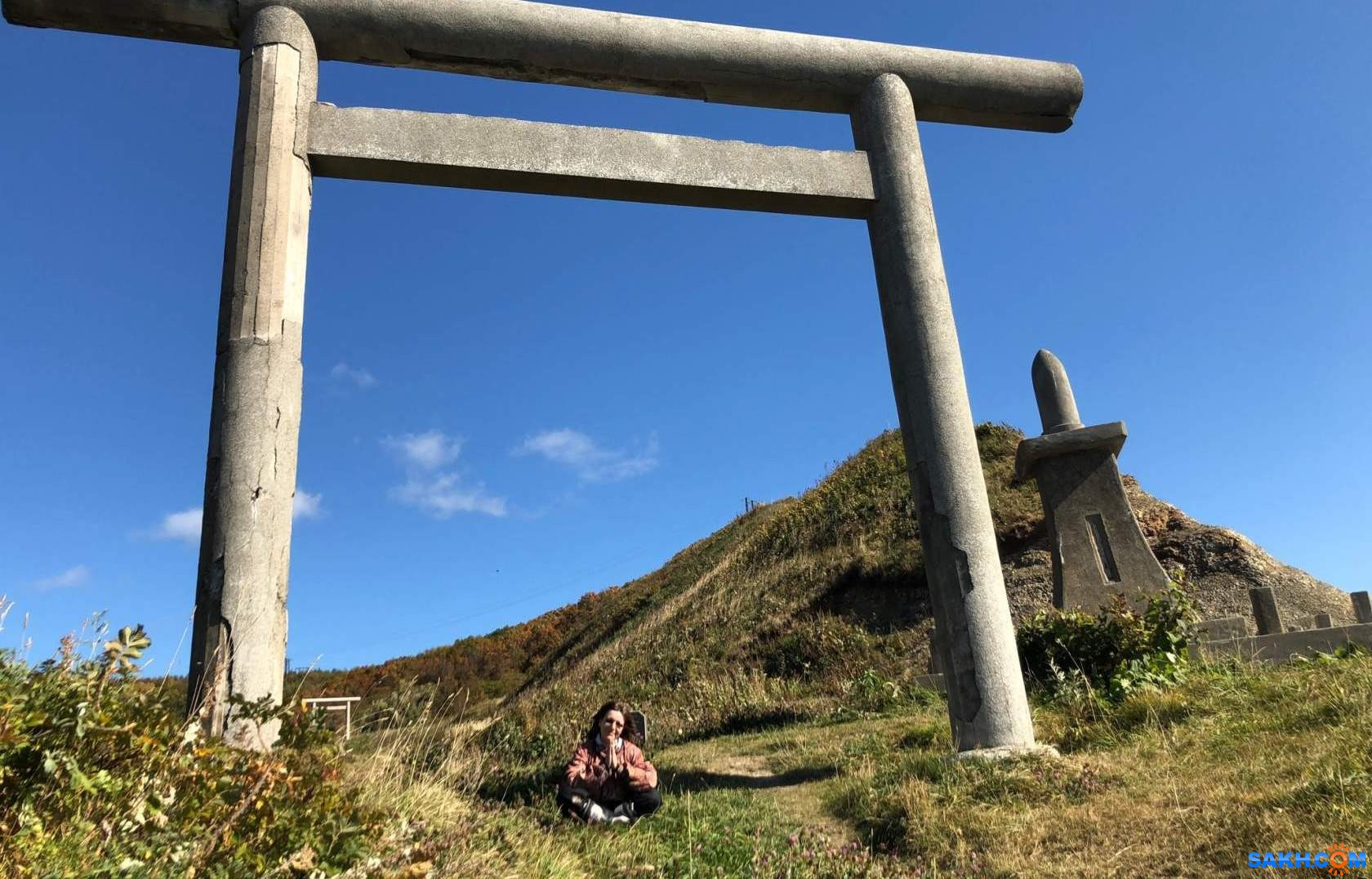 tasya: Тории, символические ворота японских времен