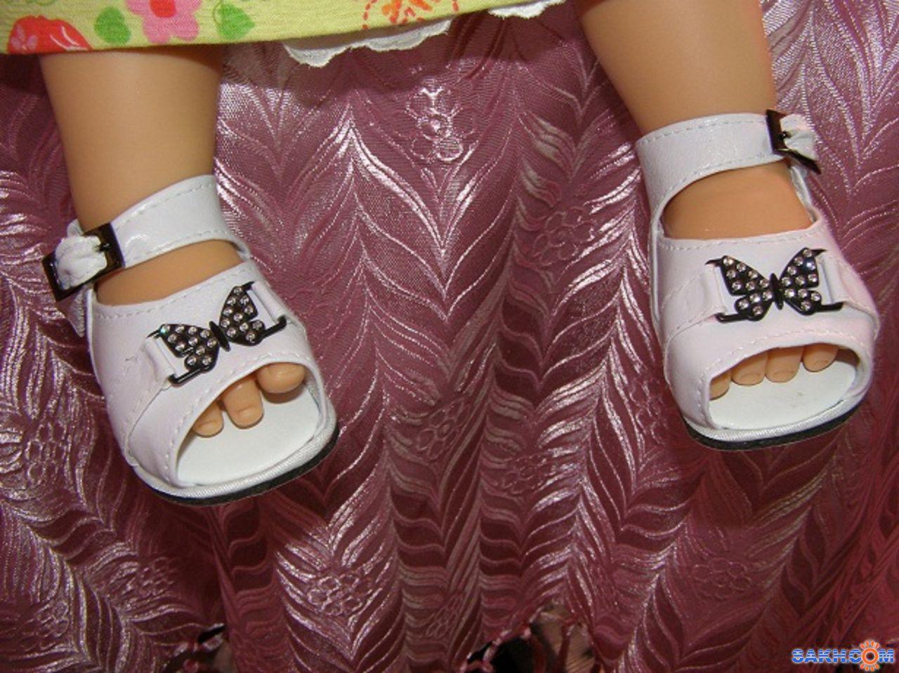 Как своими руками сделать обувь для куклы своими руками
