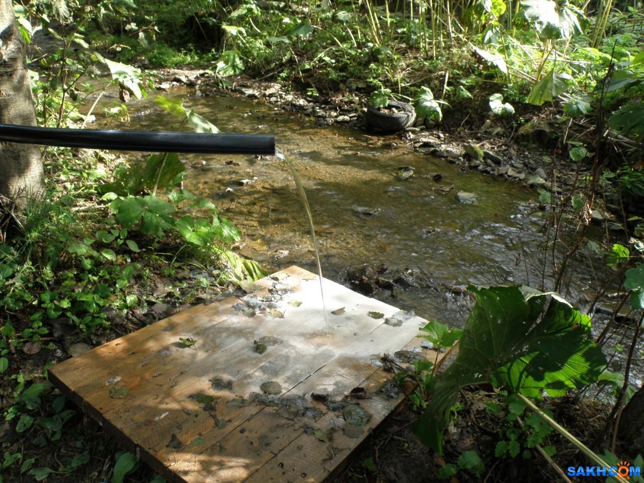 tasya: Родник с серной водой