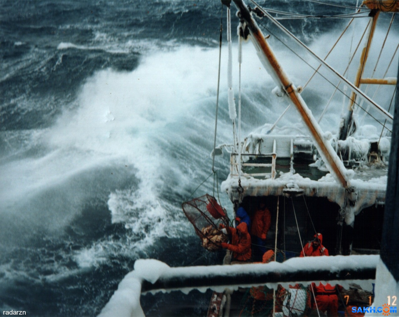 radarzn: ФОРЕВЕР. Не лёгкий труд Сахалинских рыбаков