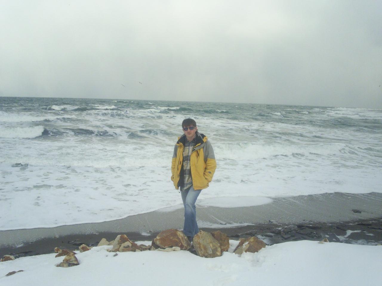 ARTIK: зимние море