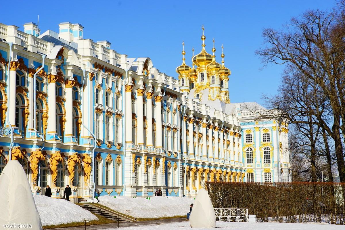 voviksirota: Екатерининский дворец, Царское село