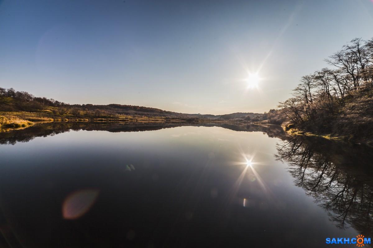 IVANICH: Верхнее  озеро на реке Невельская