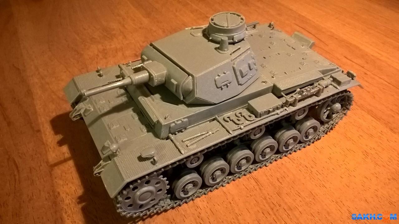 ozzy_link: «Panzerkampfwagen IV»
