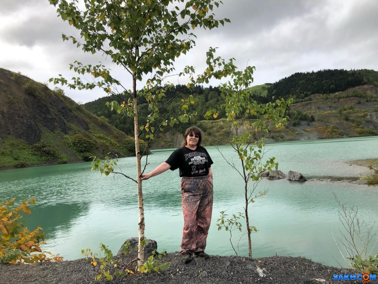 tasya: Возле Бирюзового озера.