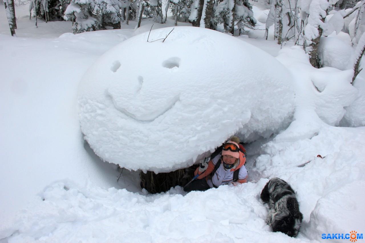 Leonty: В снежной пещере