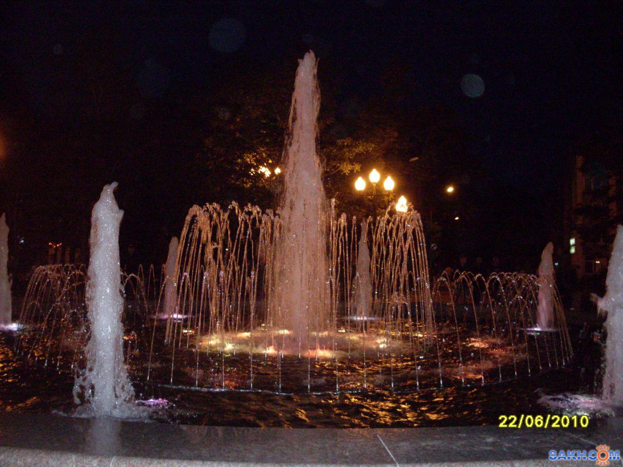 mrnsin: пл.Ленина.фонтан