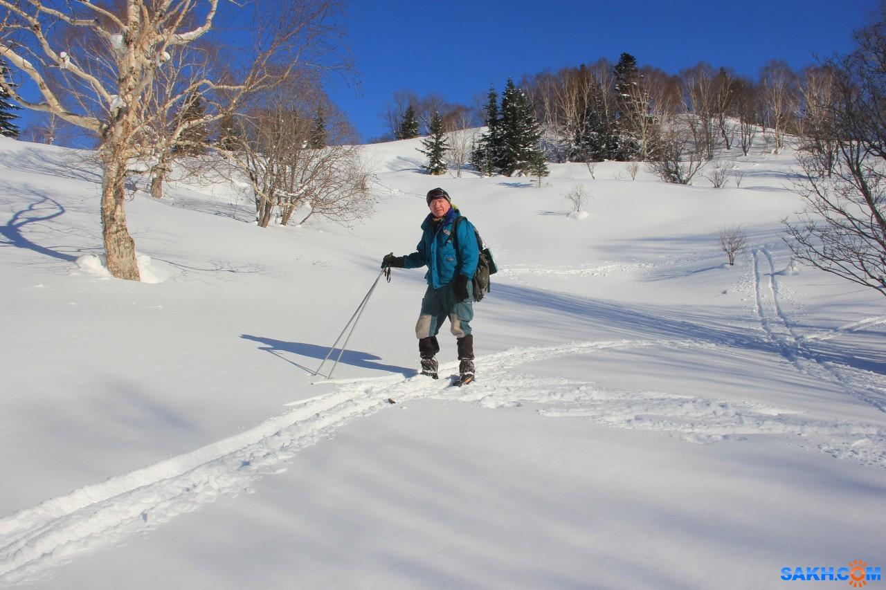 Leonty: Лыжня