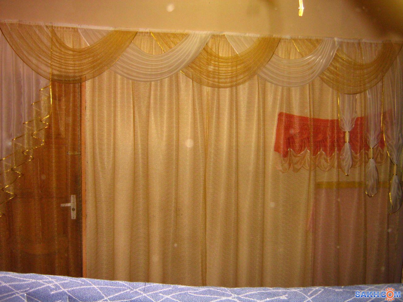 katuny2006: комплект:   тюль, ламбрекен