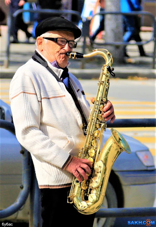 бубас: Уличный музыкант