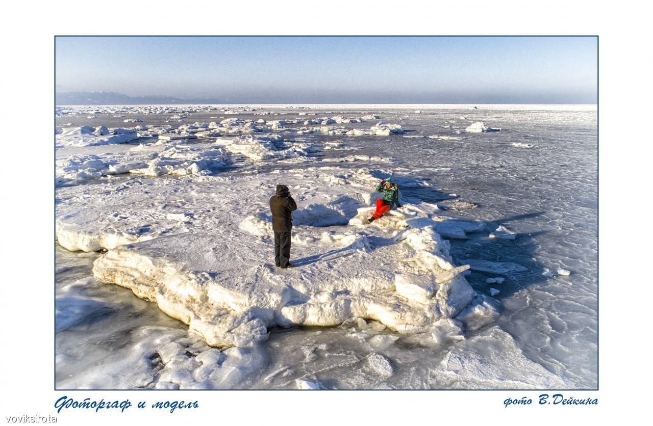 voviksirota: Фотограф и модель