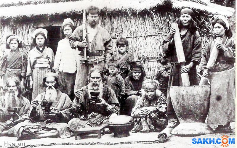 Нергал: Древний-народ-Айны-наследие-предков-6