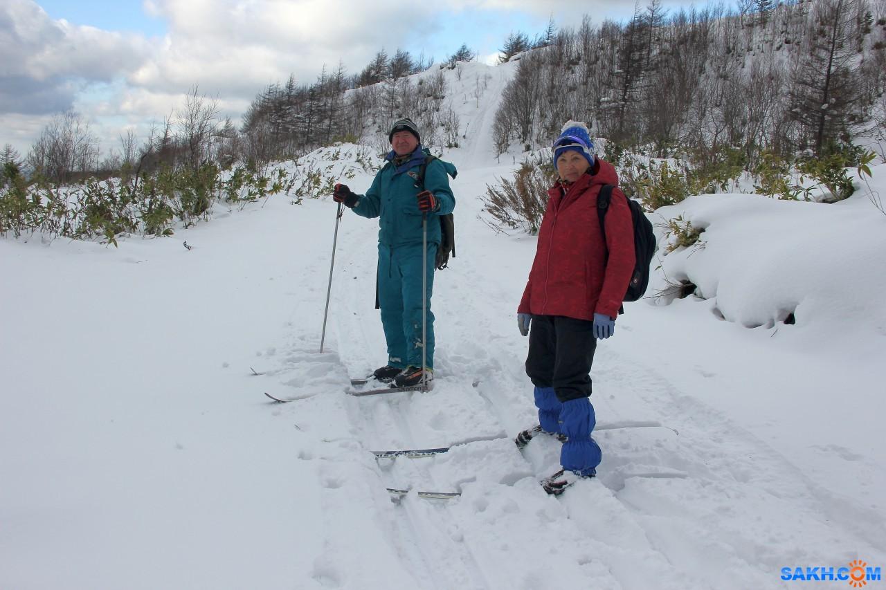 Leonty: Первая лыжня