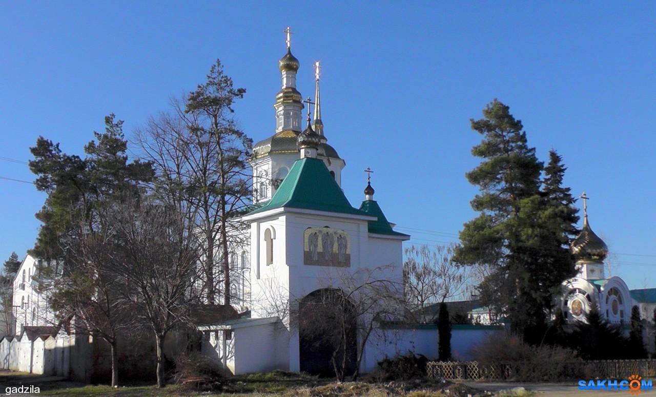 gadzila: Монастырь