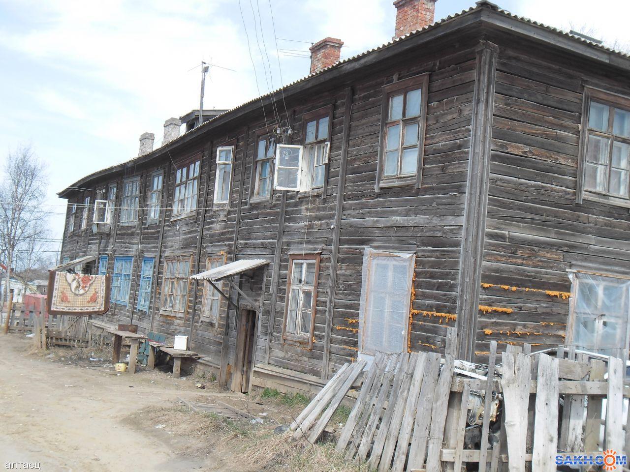 """алтаец: супер дом на улице """" ТЫМСКАЯ """""""