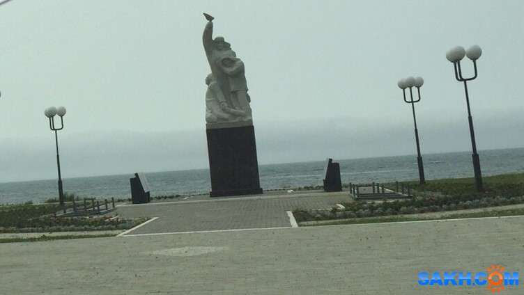 ПАН_СПОРСМЕН: памятник рыбакам