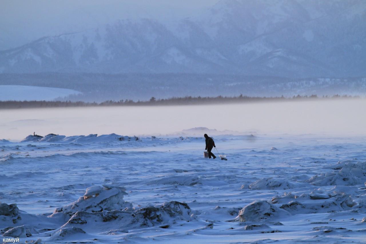 камуй: Запоздалый рыбак