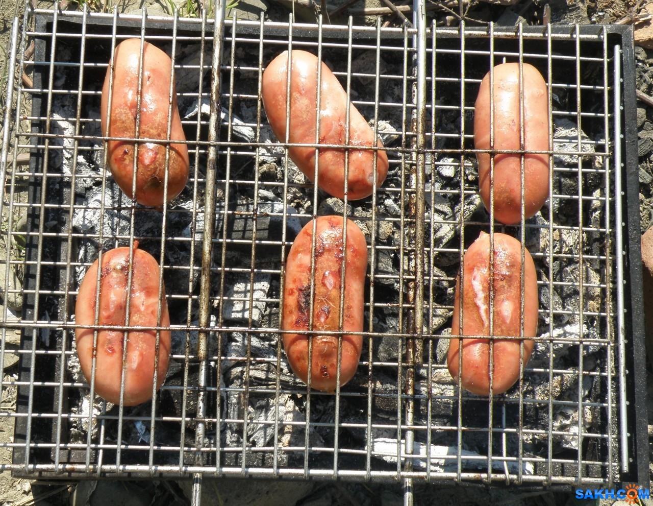 tasya: Шпикачки жареные на мангале