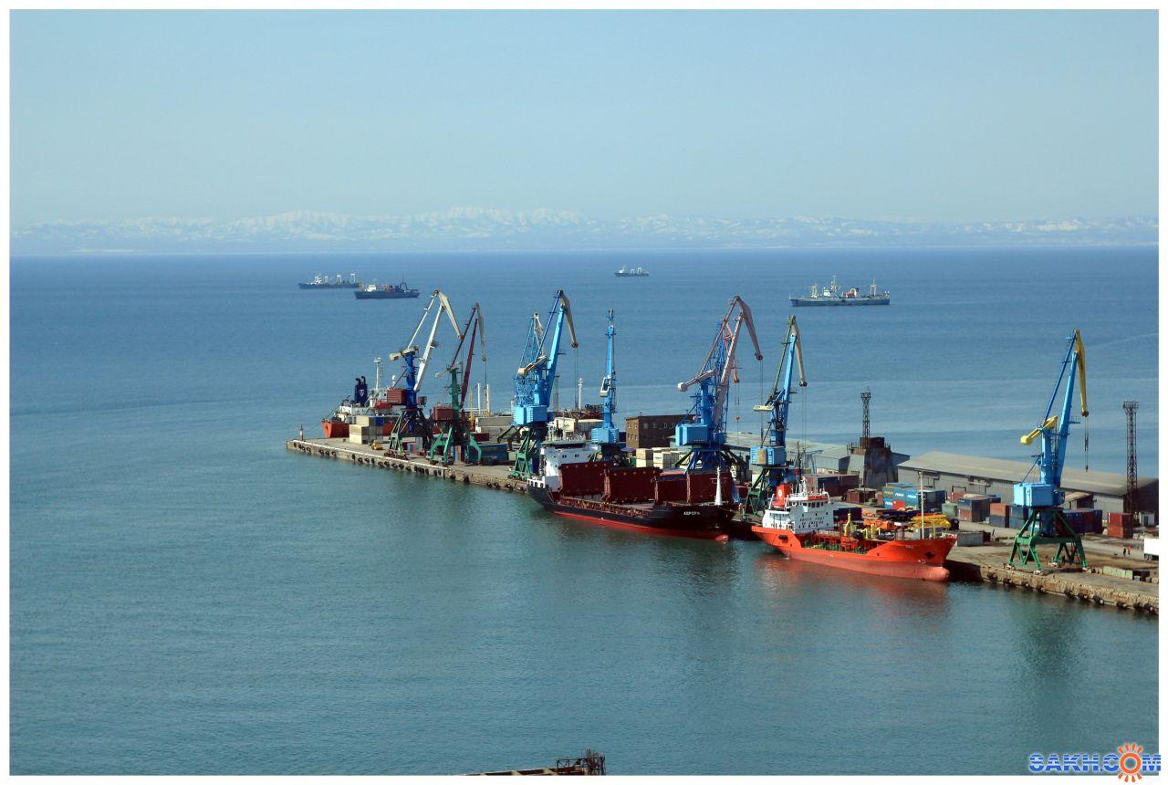 Lar2: Корсаков порт