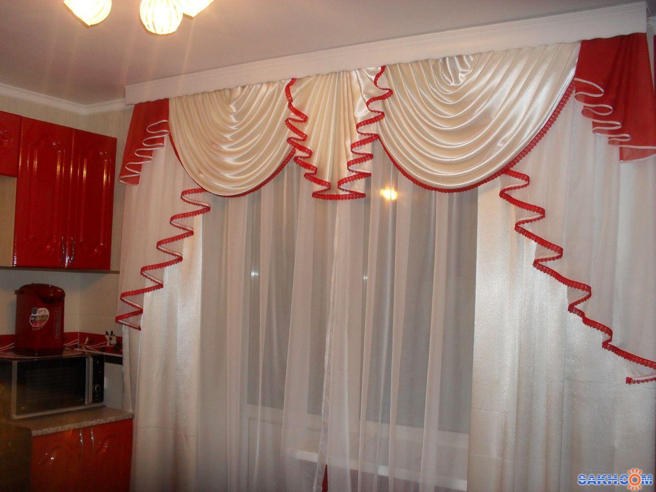 Я мои работы шторы и ламбрекены