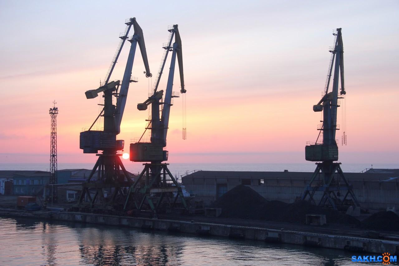 Leonty: Холмский порт