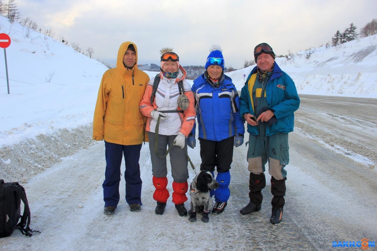 Leonty: Начало маршрута Перевал-Швейцария-Низовая-2