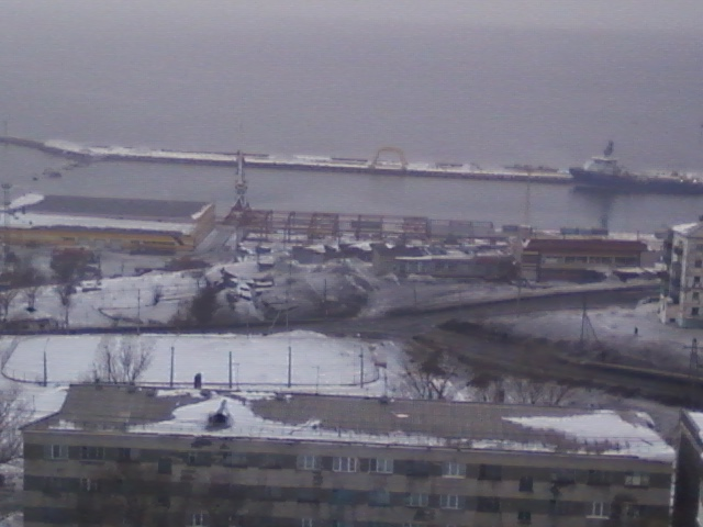 морское-телевидение: Возможное место нового Автовокзала в городе Холмск