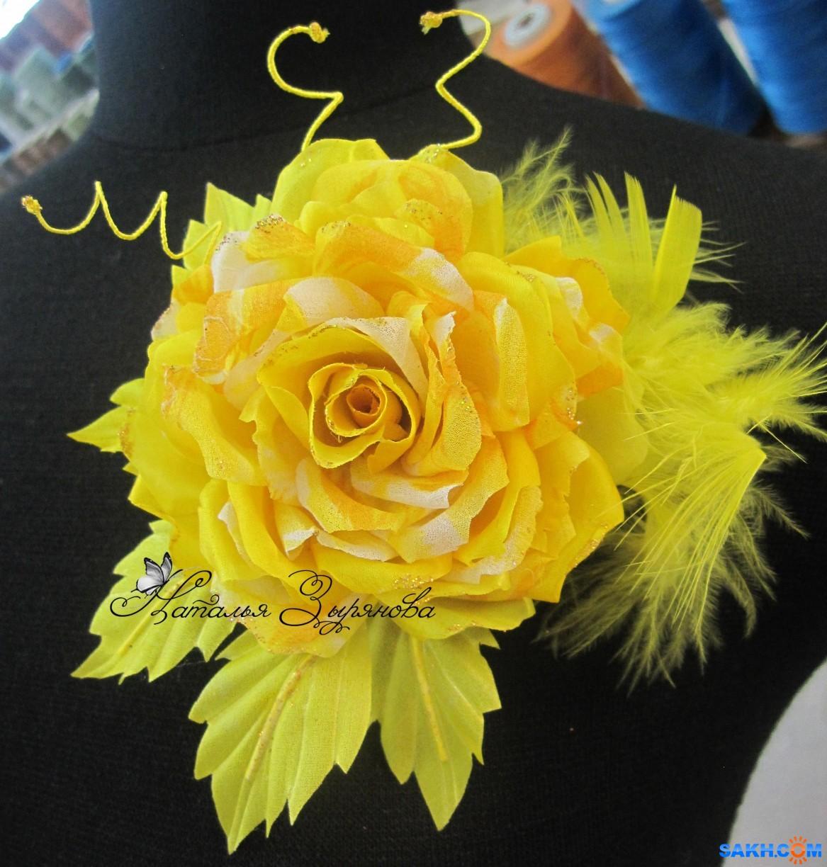 качество999: Роза желтая