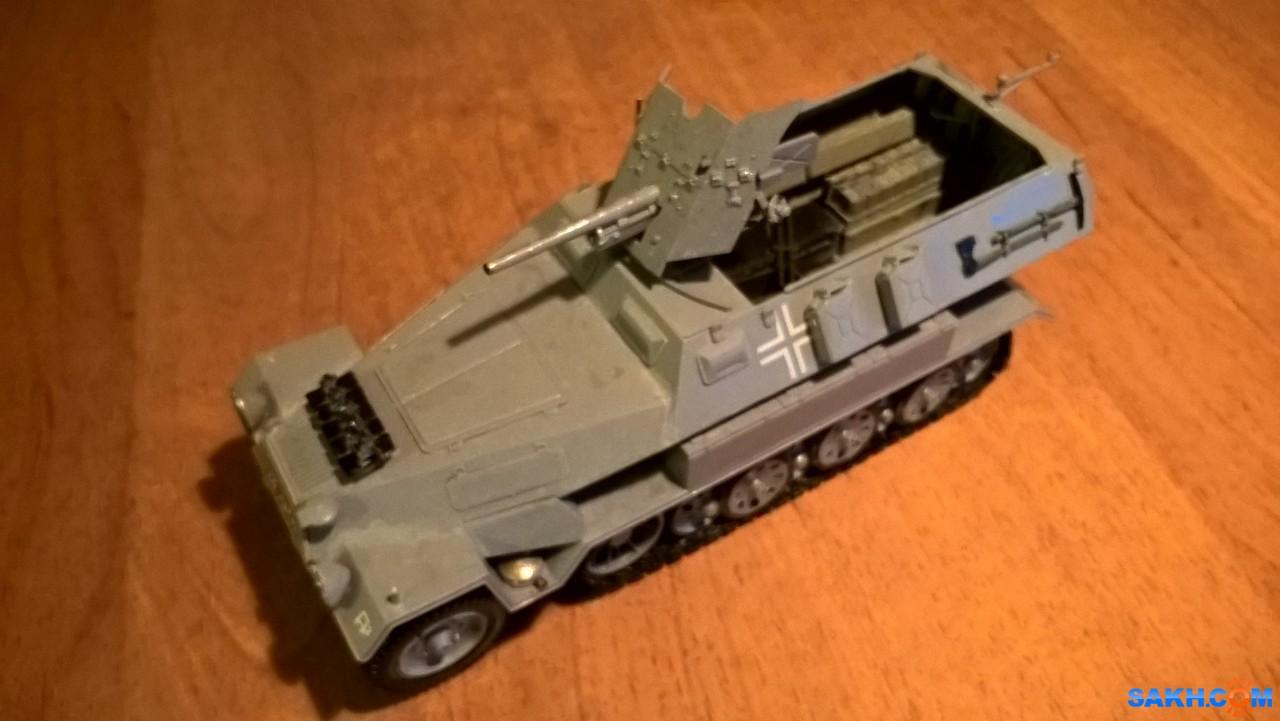 ozzy_link: SdKfz 251, Sonderkraftfahrzeug 251