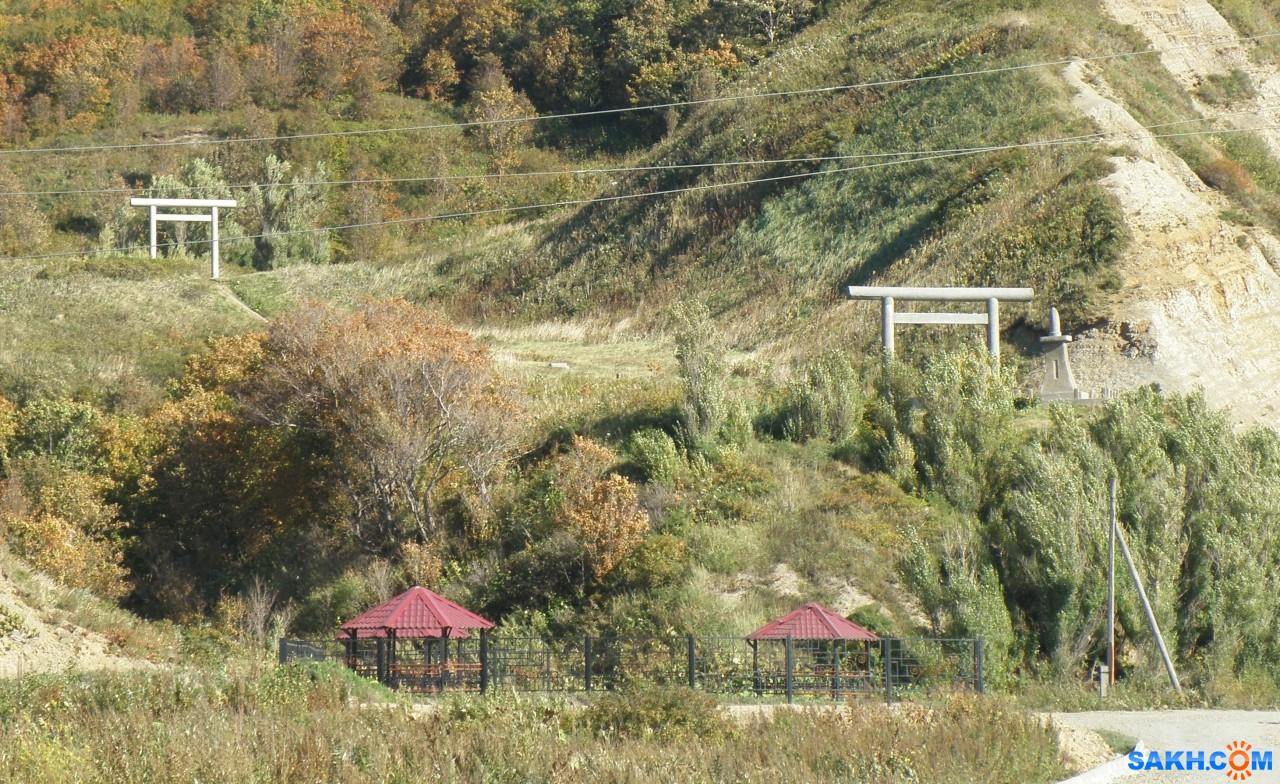 tasya: Храмовый комплекс японских времен в г.Томари