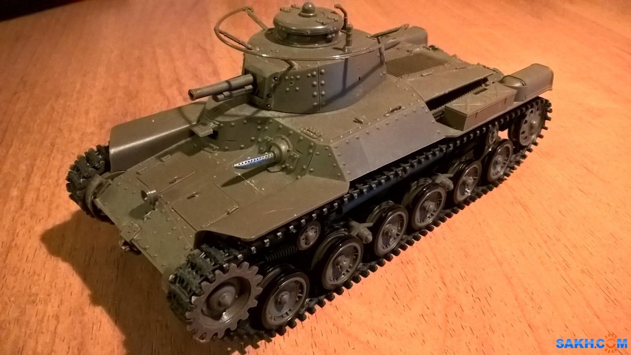 ozzy_link: средний танк Type 97