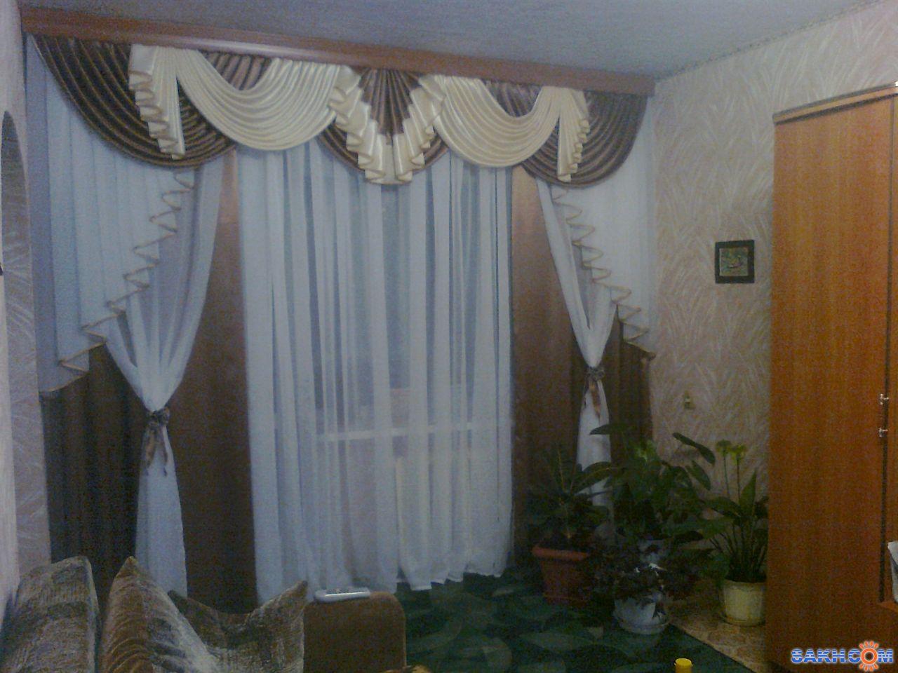 шторы фото и ламбрекены