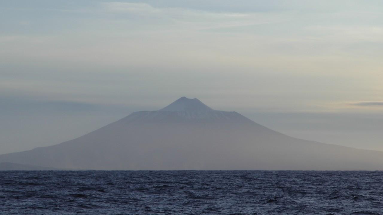 SCRAMBLER75: вулкан Тятя
