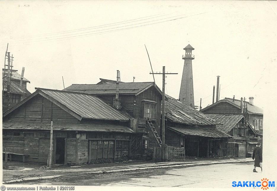 maren: Cтарый Южный, конец 40-х годов XX века.