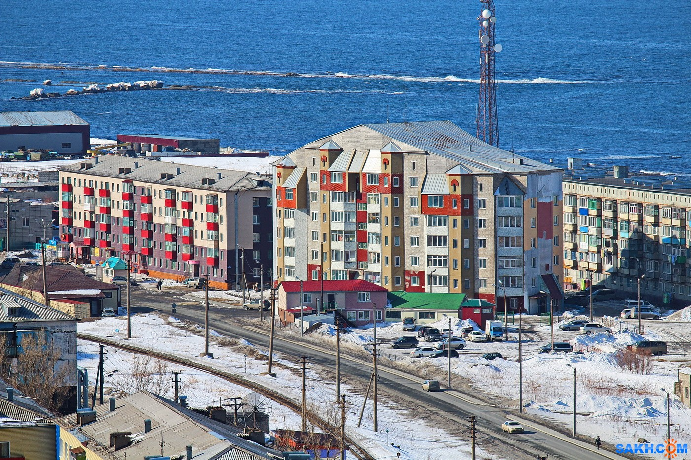 7388PetVladVik: Невельск.