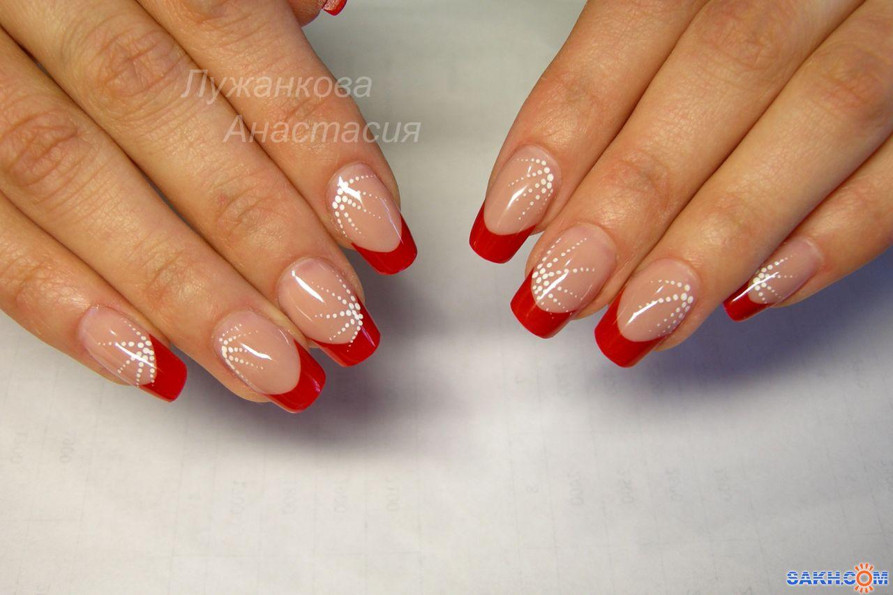 Идеи и фото дизайна ногтей, рисунки на ногтях, маникюр, педикюр