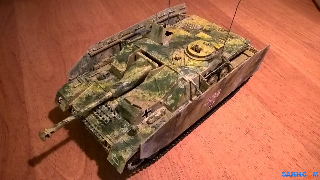 ozzy_link: Sturmgeschütz IV (StuG IV, Штурмгешютц IV, Штуг IV)