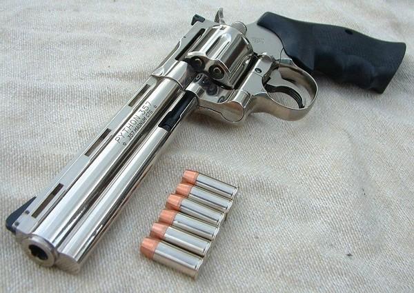 SCRAMBLER75: оружие (5)