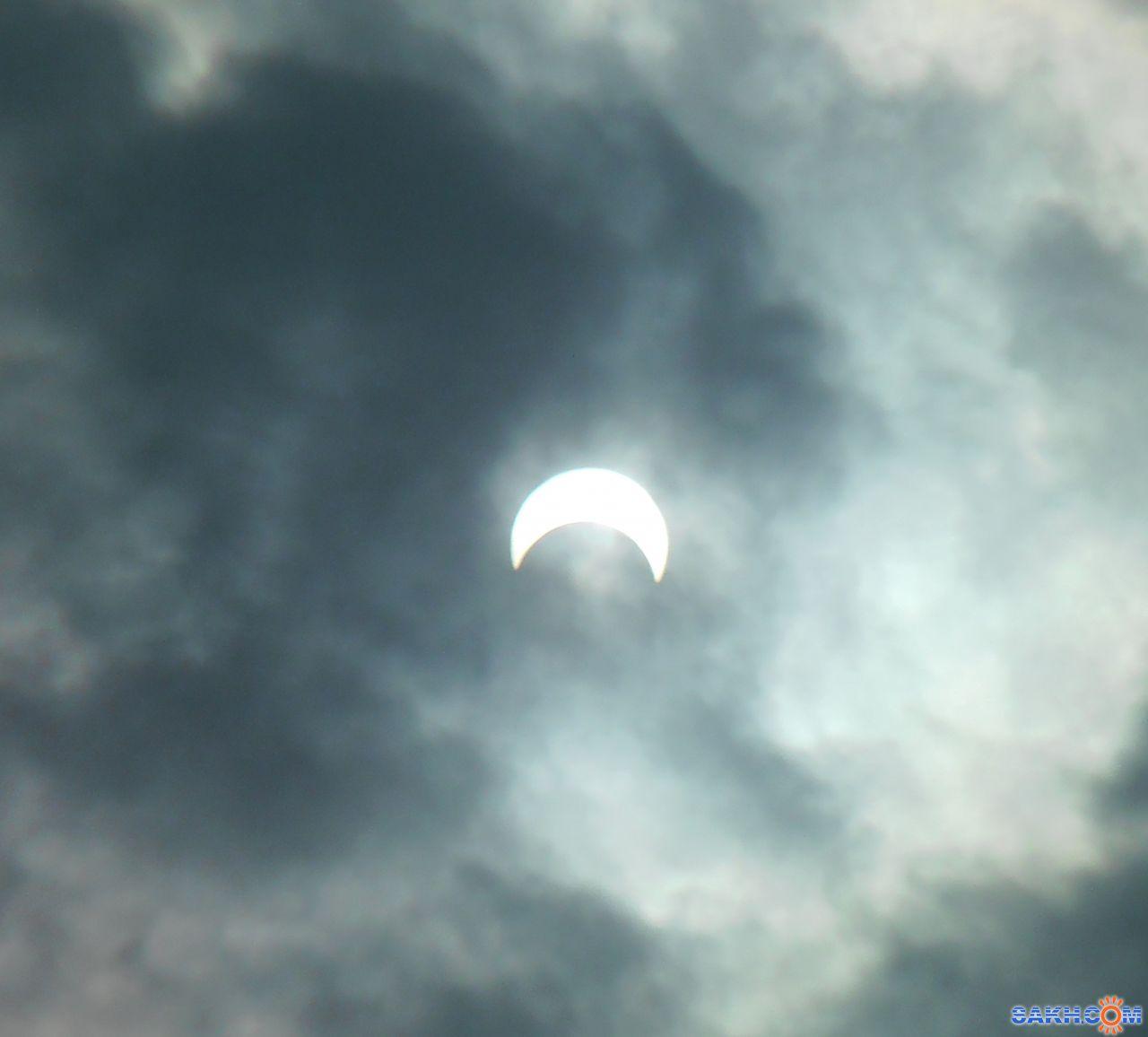 Actionman: Солнечное затмение 21/05/2012
