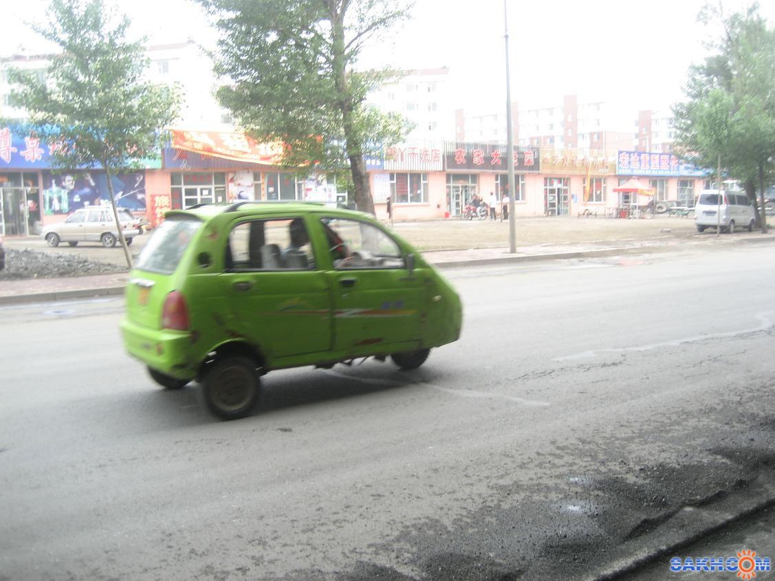 sarnik: Чудо китайского автопрома